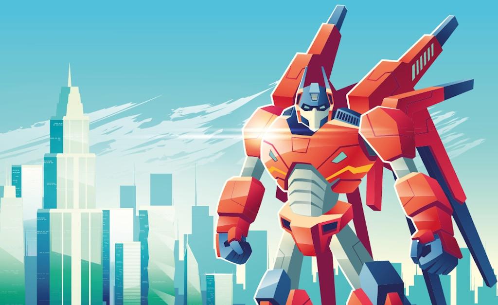 Transformer Image website